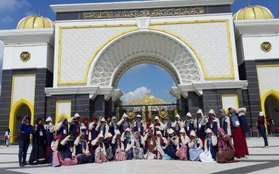 SMPI Al Hasanah Terbangkan Siswanya ke Dua Negara ASEAN